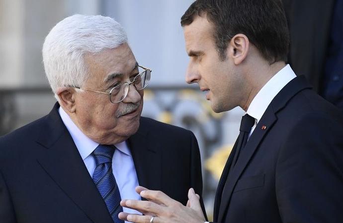 Fransa, 'Doğru Zaman' geldiğinde Filistin devletini tanıyacak