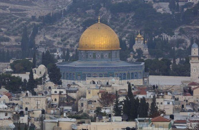 'İsrailsiz bir Dünya' ve 'Özgür Kudüs' için Basın Açıklaması
