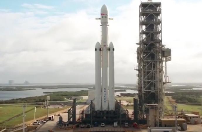 Elon Musk'a ait SpaceX'in Casus uydu projesi başarısız oldu