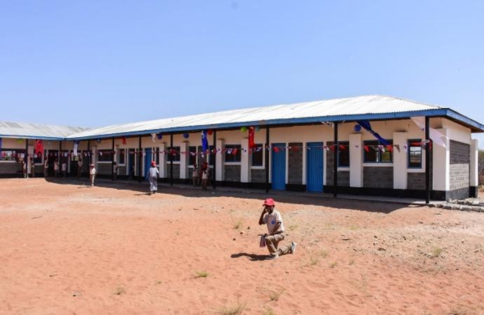 Deniz Feneri'nden Kenya'da yetimhane ve cami
