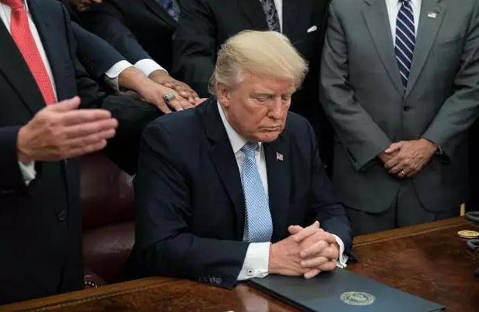 Trump yeni bir gizli servis mi kuruyor?