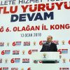 Erdoğan'dan Elazığ'da Nihal Atsız şiiri