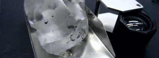 910 karatlık elmas Afrika'da bulundu, sahibi bir İngiliz firma