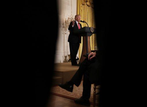 """""""Adına ister 'derin devlet' deyin, isterseniz de 'müesses nizam', bir gayri resmi Washington vardır"""""""