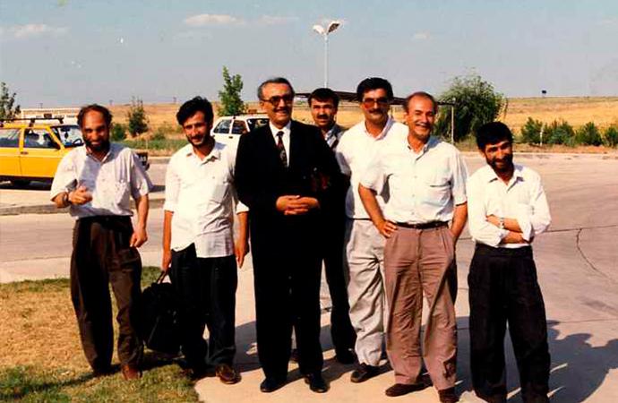 Mustafa Bozacı: Bir Günlük Hayat