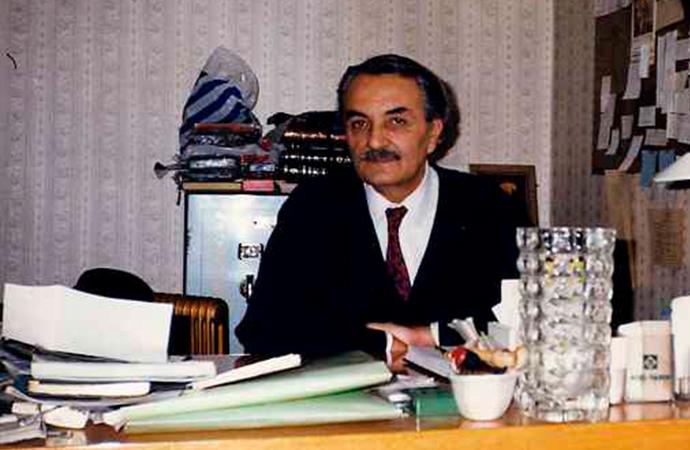 Mehmed Durmuş: Ercümend Özkan'ı Hayırla Anıyoruz