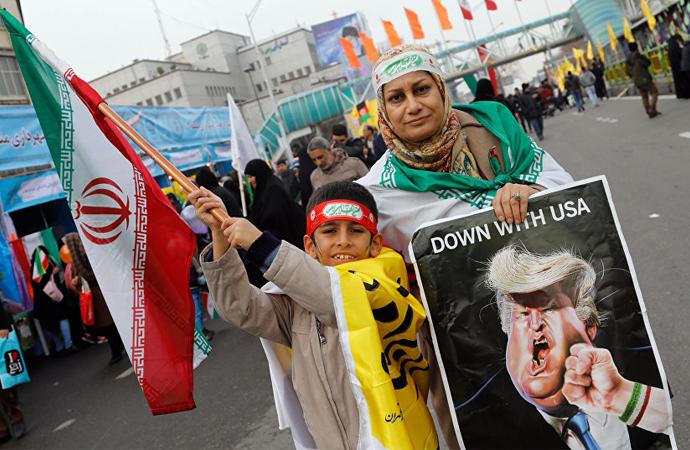 Trump, İran'la ilgili tweet atmaya devam ediyor