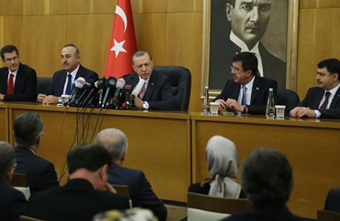Elif ve Hira'nın katledilmesi olayına ilişkin Erdoğan neler söyledi?