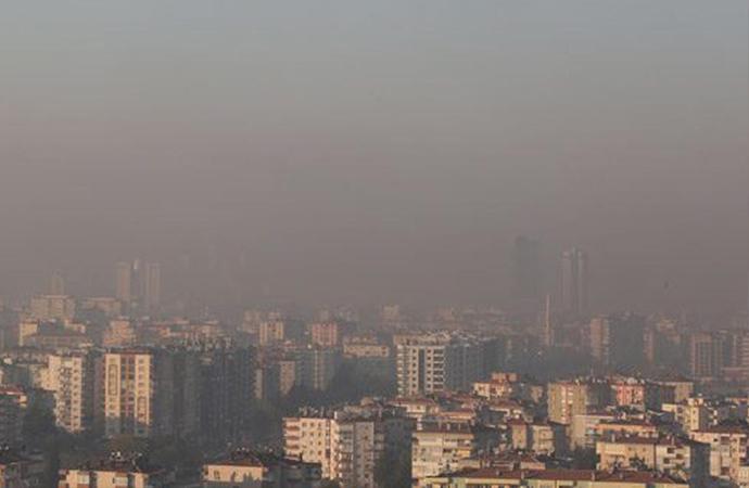 Türkiye'de sadece 6 şehrin 'hava'sı temiz çıktı