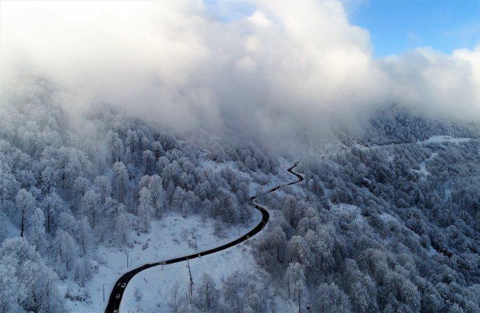 Kuraklık Türkiye'nin kar depolarını boşalttı