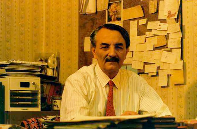 Mustafa Öner: Kendisini rahmetle, özlemle anıyorum…