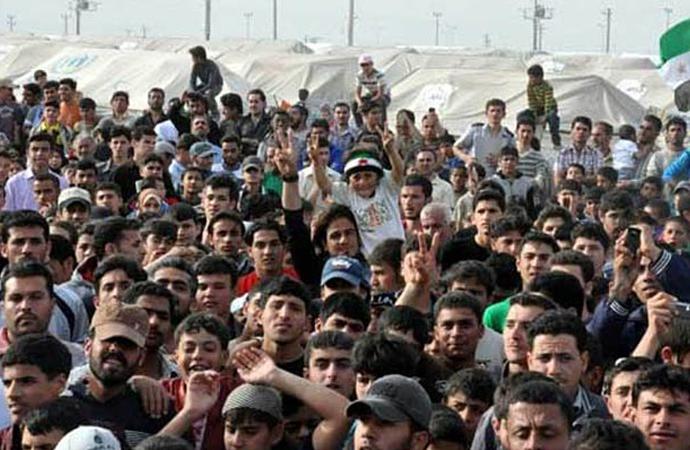 Türkiye'ye 6 yılda sığınan 3,5 milyon Suriyeli