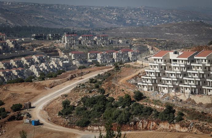 Trump'a göre, Barış sürecini Yahudi yerleşimleri 'karmaşıklaştırıyor'