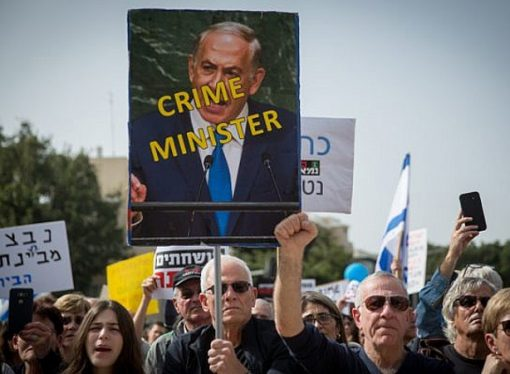 """İsrail'deki asıl mesele """"Netanyahu-Soros çarpışması"""""""