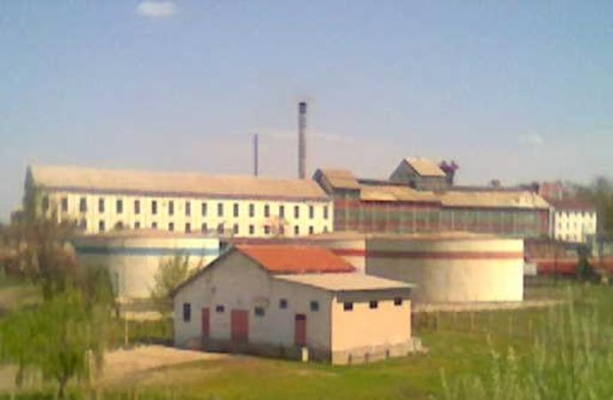 Şeker fabrikasının yerine konut