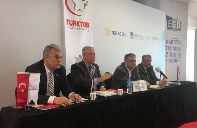 """""""Türkiye'de üretilen tohumluklar doğaldır, genetiği değiştirilmemiştir"""""""