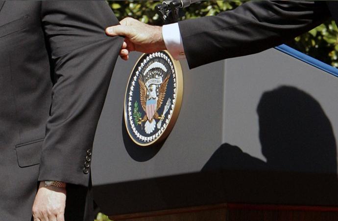 """""""ABD'yi her açıdan denetleyen derin devletin istemediği bir kararı, Başkan dâhil hiçbir yönetici alamaz"""""""