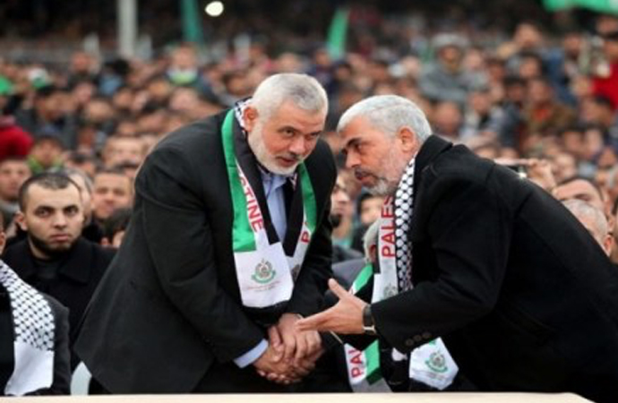 Heniyye… Hamas Lideri ABD'nin terör listesinde