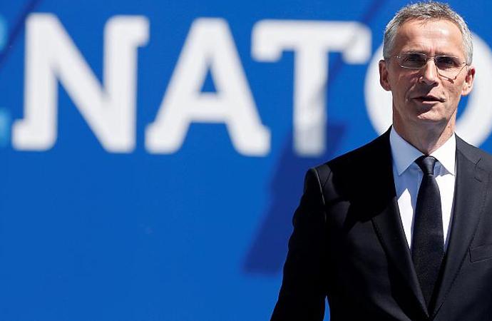 NATO'dan 'Afrin' açıklaması: Türkiye bilgi verdi, gelecekte de verecek