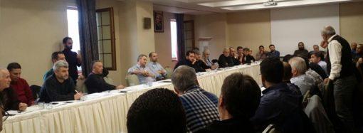 İktibas Dergisi Genel İstişare Toplantısı Kızılcahamam'da yapıldı
