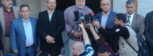 """Filistinli gruplardan Hamdallah hükümetine """"Gazze ile işbirliği yap"""" çağrısı """