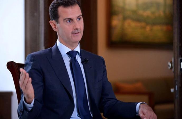 Esad: Guta'da insani kriz aptalca bir yalan, saldırılara devam edeceğiz!