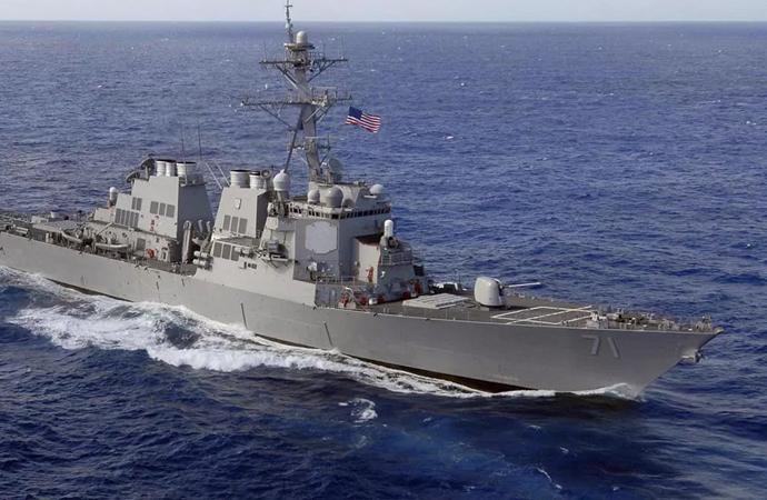 Doğu Akdeniz'de Exxon gemilerini ABD savaş gemileri koruyacak iddiası