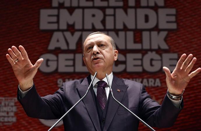 Erdoğan: Değişimi inkâr etmek kendini kandırmaktır!