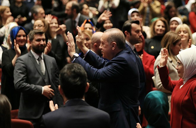 İlahiyat fakültelerinden peşpeşe Erdoğan'a destek açıklamaları