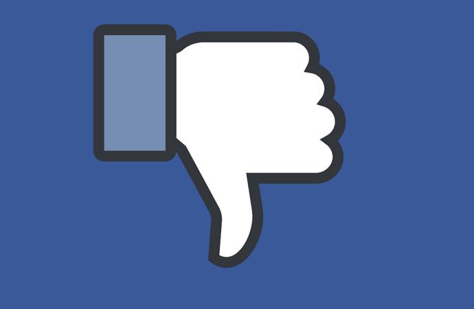Facebook: 'Heykeller için istisnamız bulunuyor'