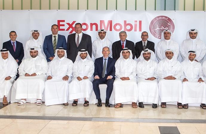 Amerikan şirketine yeni ortak Katar'dan geliyor! Konu: Doğalgaz