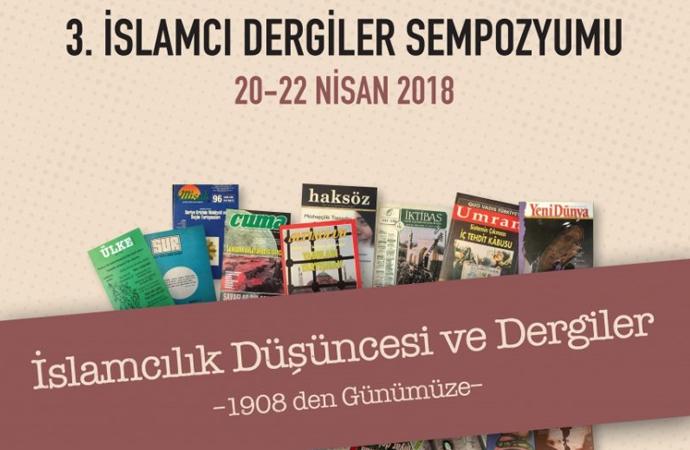 İslamcı Dergiler Sempozyumu