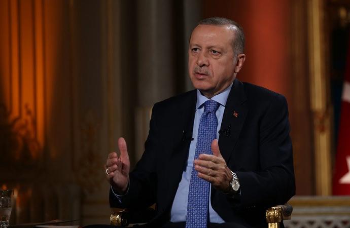 Erdoğan'dan Adil Öksüz açıklaması