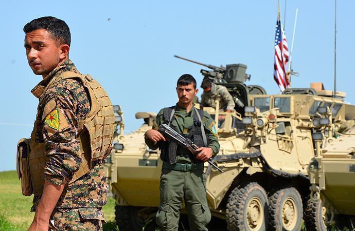 PKK'nın Suriye kolu, Amerika'da ofis açıyor!