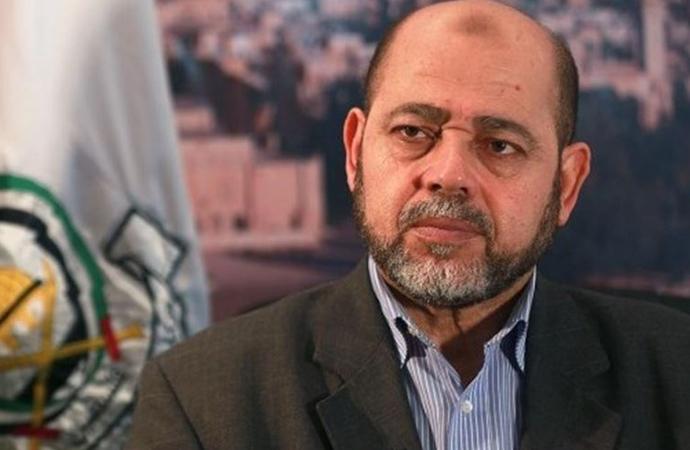 Ebu Merzuk: 'Mısır'ın rolünü takdir ediyoruz'