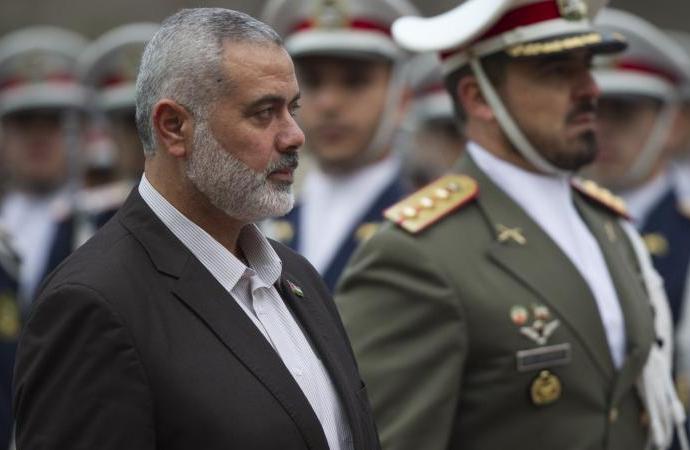 Hamaney'den Hamas lideri Haniye'nin mektubuna cevap