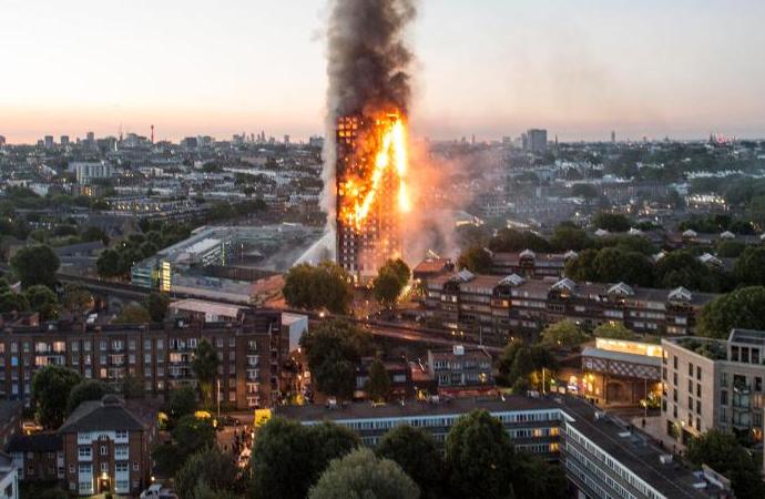 Londra'da Grenfell Tower yangını, Rusya'da alışveriş merkezi, Taksim Hastanesi ve Eskişehir'deki katliam!