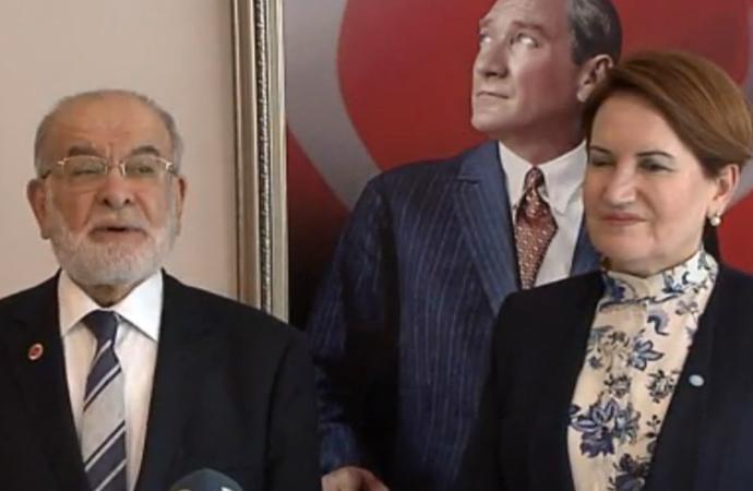 Saadet Partisi ile İYİ Parti 'İlkeler' bazında anlaştı iddiası