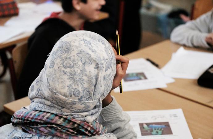 Avrupa'da okullarda başörtüsünü yasaklama girişimleri