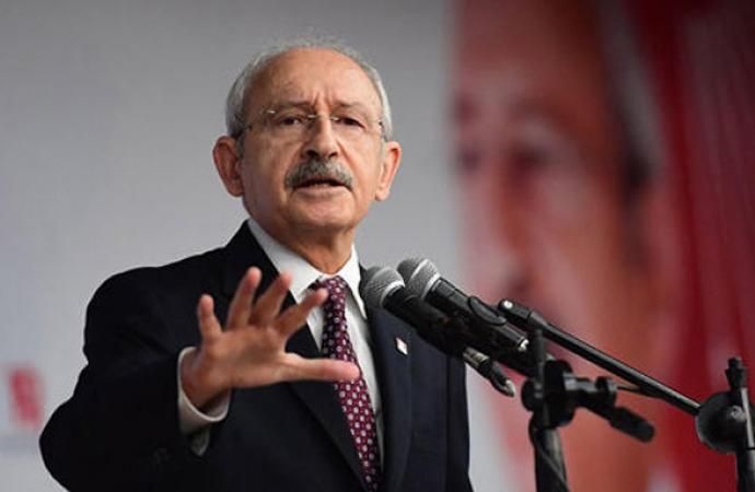 Kılıçdaroğlu: En güçlü silahlar Ortadoğu'da deneniyor