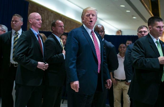 Trump hedefte: 'Ahlaki ve tıbbi yeterliliği yok'