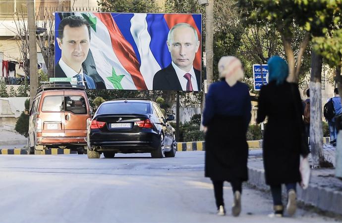 Batılı devletler Ortadoğu'ya 'çöktü'