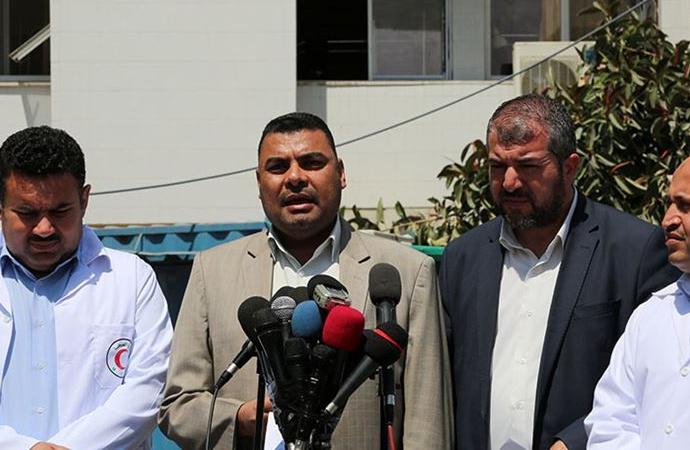 Bütün tehdit ve saldırılara rağmen Filistin halkı yürüyüşünde ısrarlı