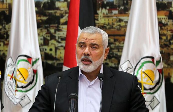 """Heniyye'den """"Filistin Davasının Tasfiyesine Karşı Durun"""" çağrısı"""