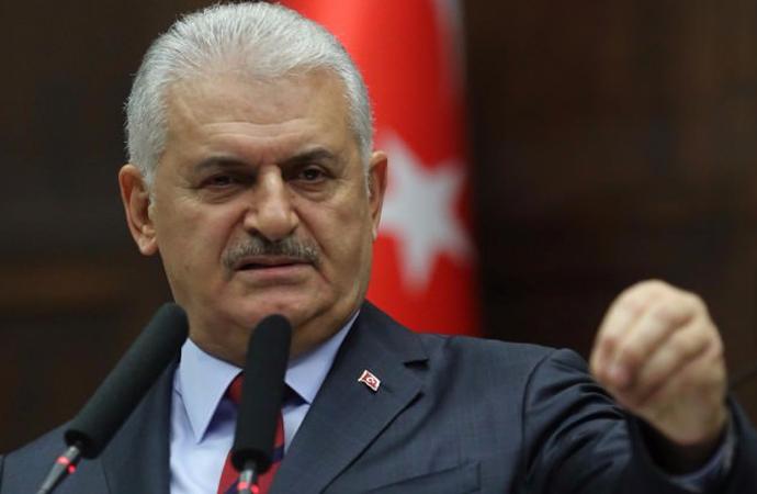 """Başbakan Yıldırım: """"Türkiye geleceğini Avrupa'da görmektedir"""""""