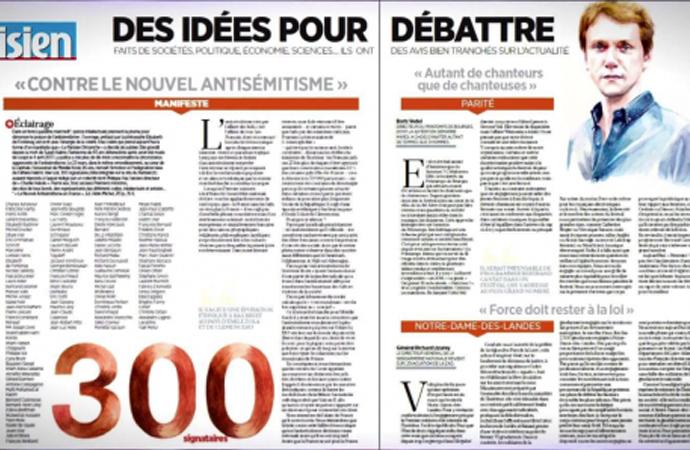 Fransızlar o bildiriyi niçin yazmış olabilir?