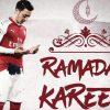 İngiliz futbol kulübü Arsenal'den Ramazan tebriği