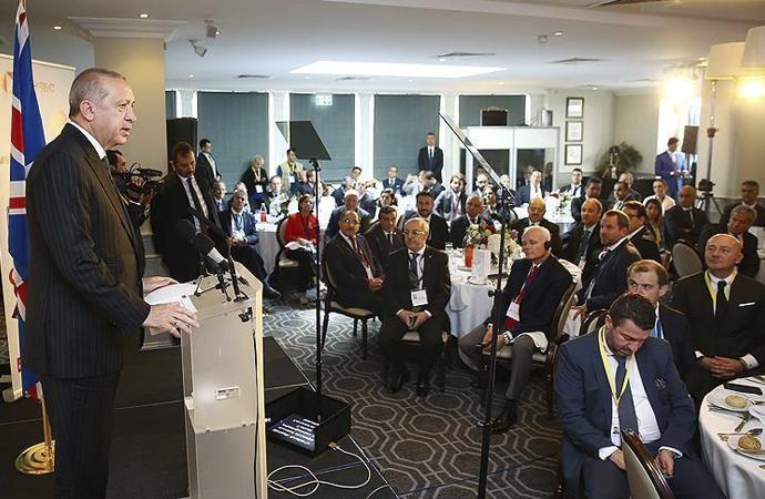 Erdoğan'ın İngiltere ziyareti İngiliz basınında
