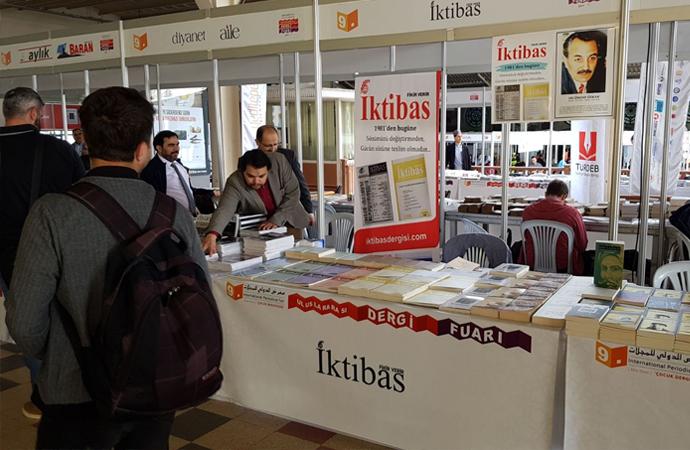Uluslararası Dergi Fuarı, Sirkeci Garı'nda Başladı