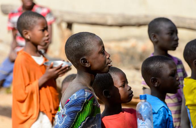 Unicef: Nijer'e iade edilen göçmen çocuklar risk altında